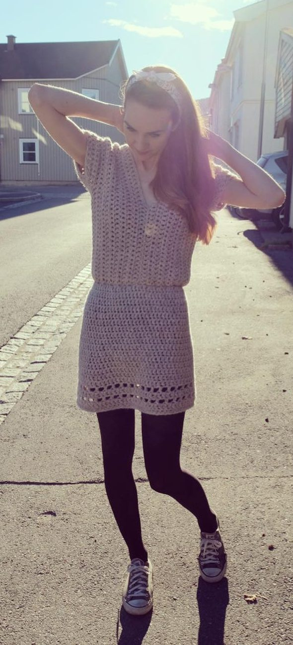 54 Cute Unique And Awesome Crochet Dress Patterns For Women 2019