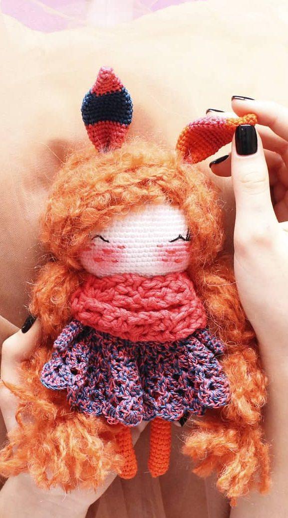 60+ Awesome Cartoon Character Amigurumi Crochet Pattern Ideas Part ... | 1039x577