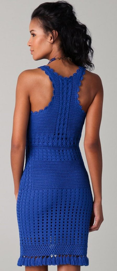 63 Awesome And Stylish Crochet Dress Patterns For Wedding Guests