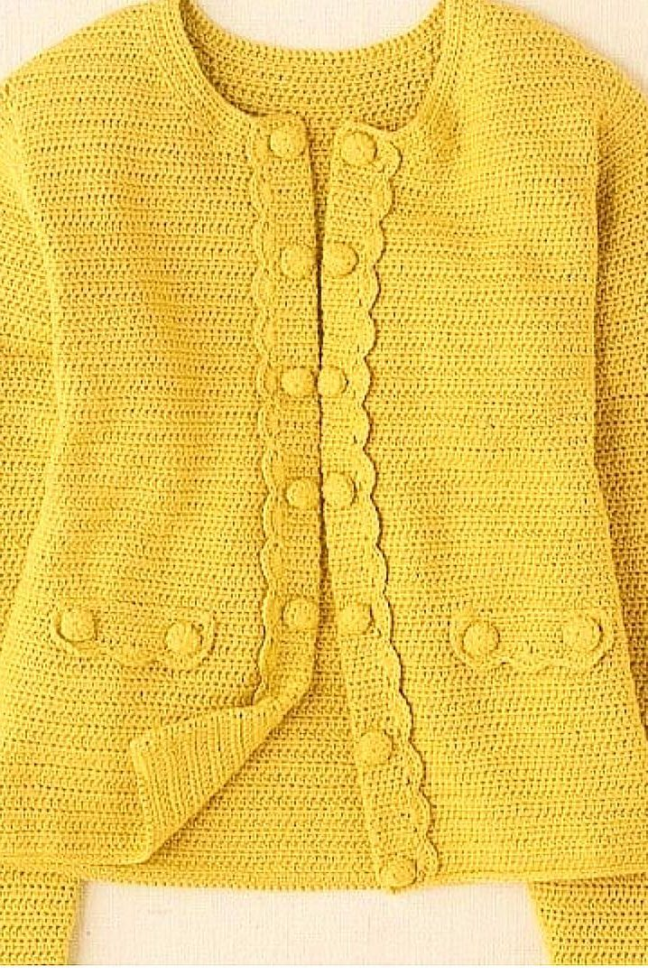 59 Fabulous And Stylish Crochet Cardigan Patterns Ideas Page 10