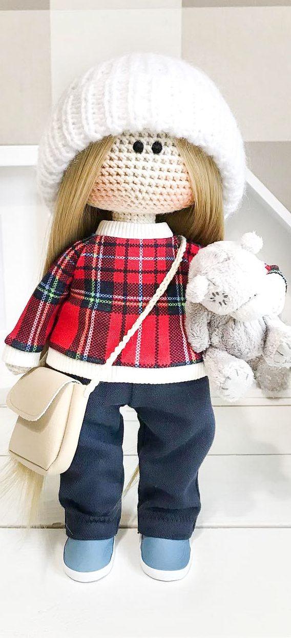Amigurumi Sweet Doll Crochet Free Pattern – Crochet Amigurumi Free ... | 1243x568
