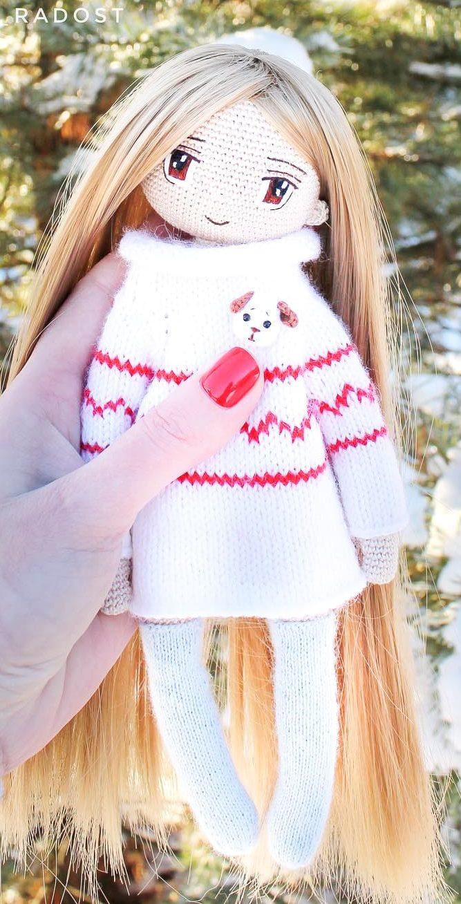 53+ New yarn Amigurumi Crochet Pattern Design Ideas for Winter ... | 1308x667